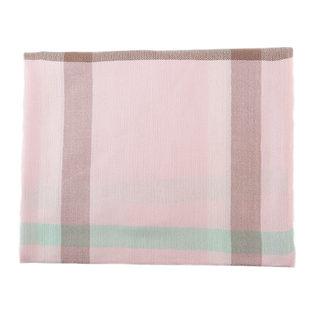 Шарф 60% хлопок, 40% шерсть, цвет розовый, арт. 11903546  - цена 1130 руб.  - магазин TOTOGROUP