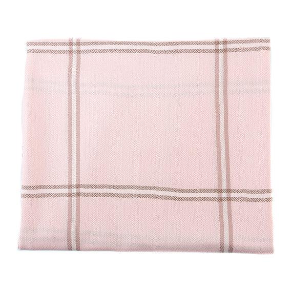 Шарф 60% хлопок, 40% шерсть, цвет розовый, арт. 11903547  - цена 490 руб.  - магазин TOTOGROUP