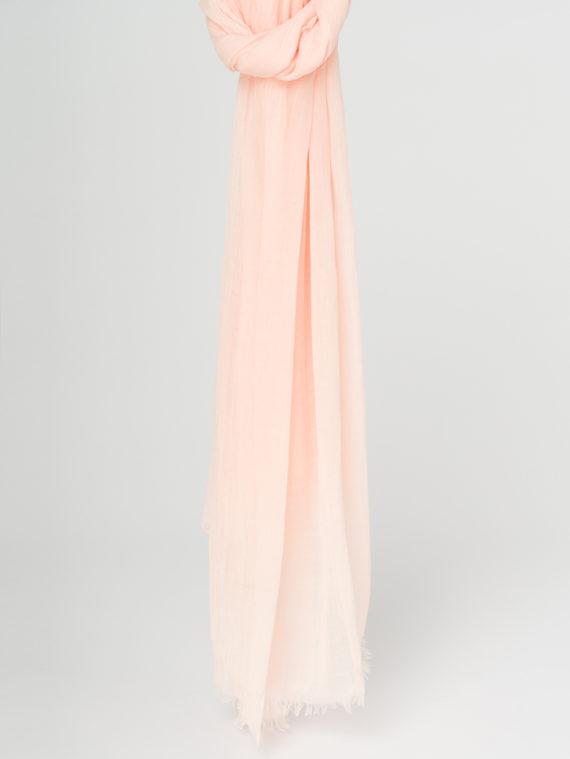 Шарф 100% бамбук, цвет светло-бежевый, арт. 12107795  - цена 990 руб.  - магазин TOTOGROUP