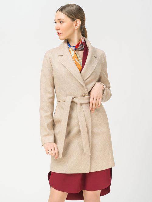 Текстильное пальто артикул 12809287/44 - фото 2