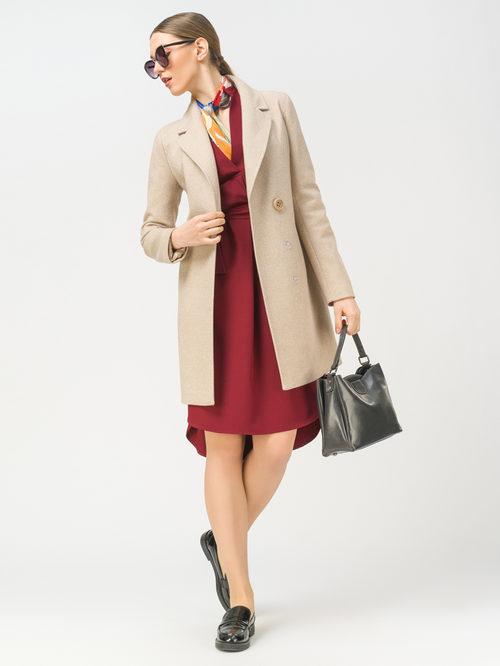 Текстильное пальто артикул 12809287/44