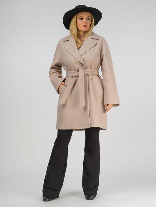 Текстильное пальто артикул 12809289/52