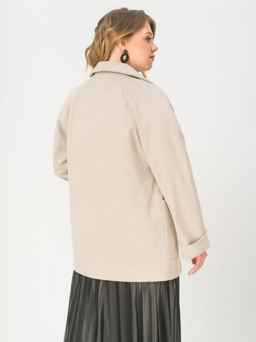 Текстильная куртка артикул 12810088/46 - фото 3