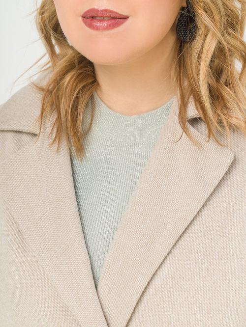 Текстильная куртка артикул 12810088/46 - фото 4