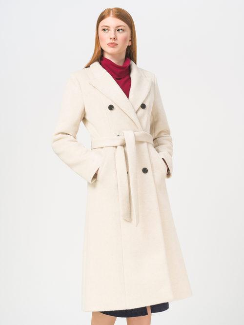 Текстильное пальто артикул 12810096/42 - фото 2