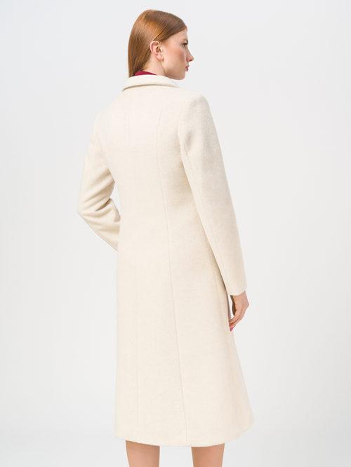 Текстильное пальто артикул 12810096/42 - фото 3