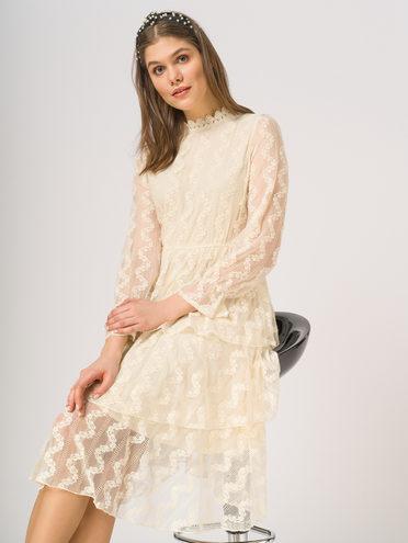 Платье , цвет светло-бежевый, арт. 12810229  - цена 1750 руб.  - магазин TOTOGROUP
