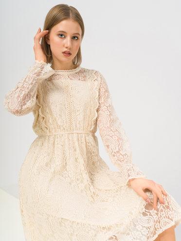 Платье , цвет светло-бежевый, арт. 12810231  - цена 2170 руб.  - магазин TOTOGROUP