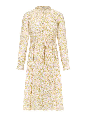 Платье , цвет светло-бежевый, арт. 12810547  - цена 1410 руб.  - магазин TOTOGROUP