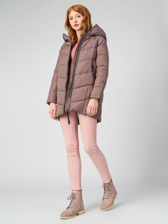 Пуховик текстиль, цвет светло-коричневый, арт. 13006264  - цена 5290 руб.  - магазин TOTOGROUP