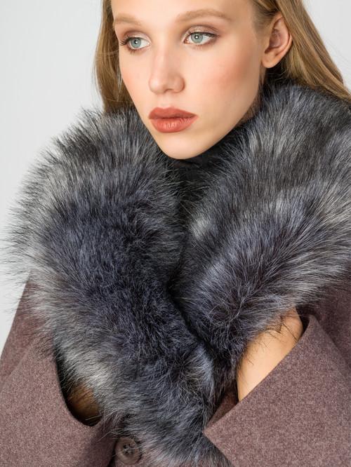Текстильное пальто артикул 13006812/46 - фото 4