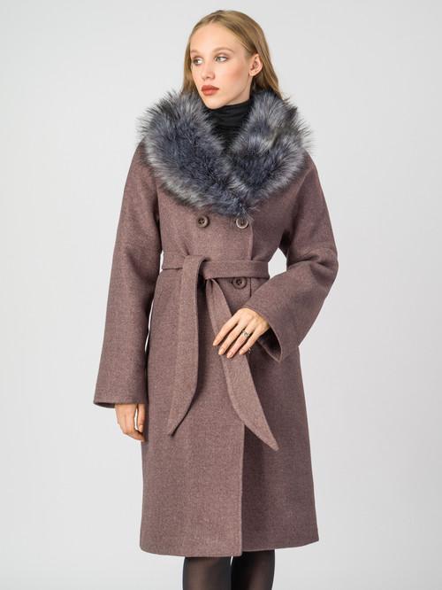 Текстильное пальто артикул 13006812/46