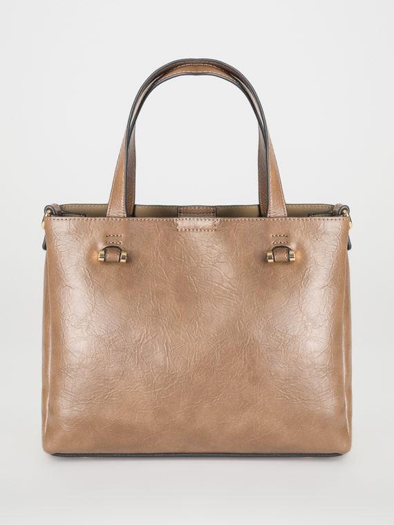 Сумка эко-кожа теленок, цвет светло-коричневый, арт. 13108246  - цена 2060 руб.  - магазин TOTOGROUP