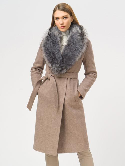 Текстильное пальто артикул 13109097/42