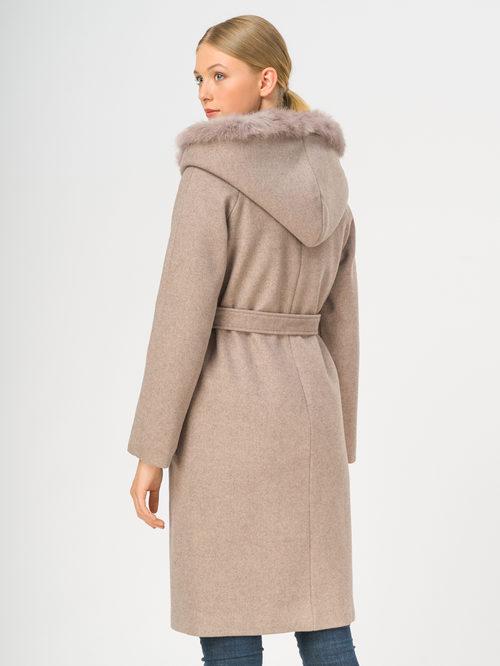 Текстильное пальто артикул 13109128/46 - фото 3