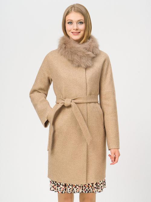 Текстильное пальто артикул 13109206/46 - фото 2