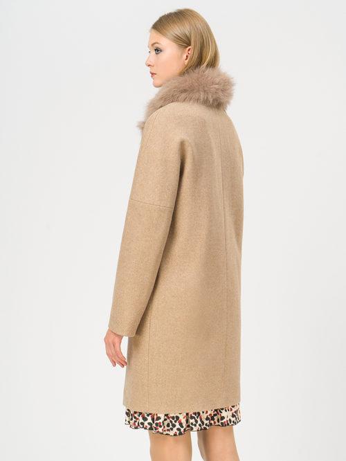 Текстильное пальто артикул 13109206/46 - фото 3