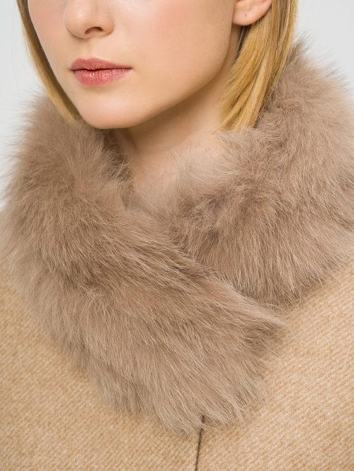 Текстильное пальто артикул 13109206/46 - фото 4