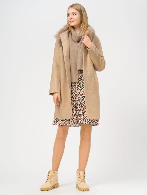 Текстильное пальто артикул 13109206/46