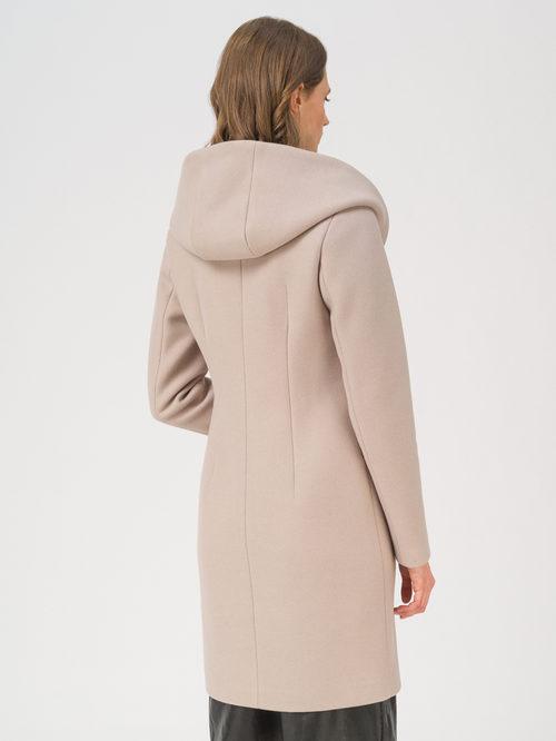 Текстильное пальто артикул 13711412/42 - фото 4