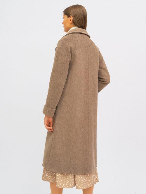 Текстильное пальто артикул 13719952/42 - фото 4