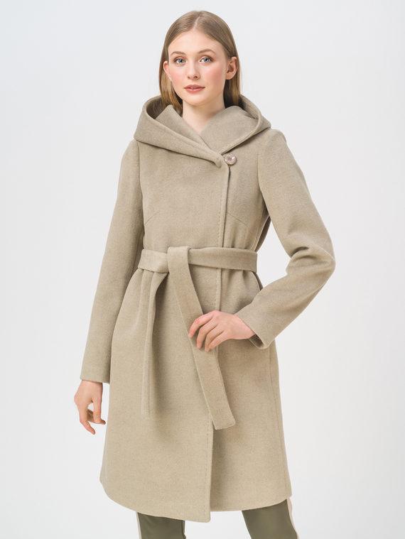 Текстильное пальто , цвет светло-коричневый, арт. 13809325  - цена 4990 руб.  - магазин TOTOGROUP