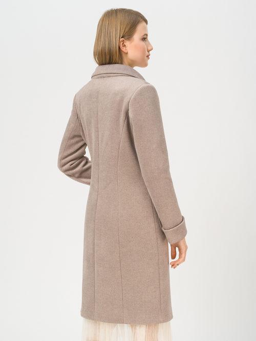Текстильное пальто артикул 13809968/42 - фото 3