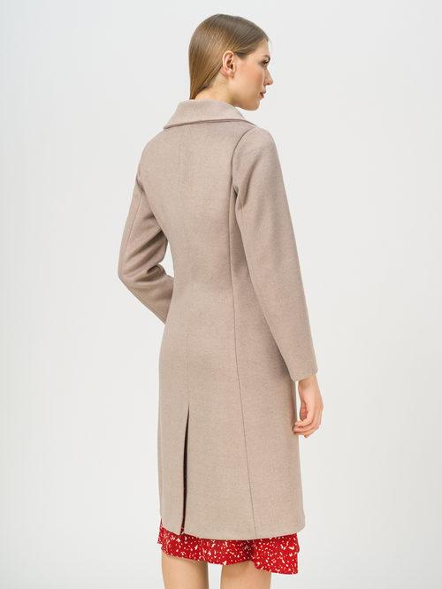 Текстильное пальто артикул 13809969/42 - фото 3