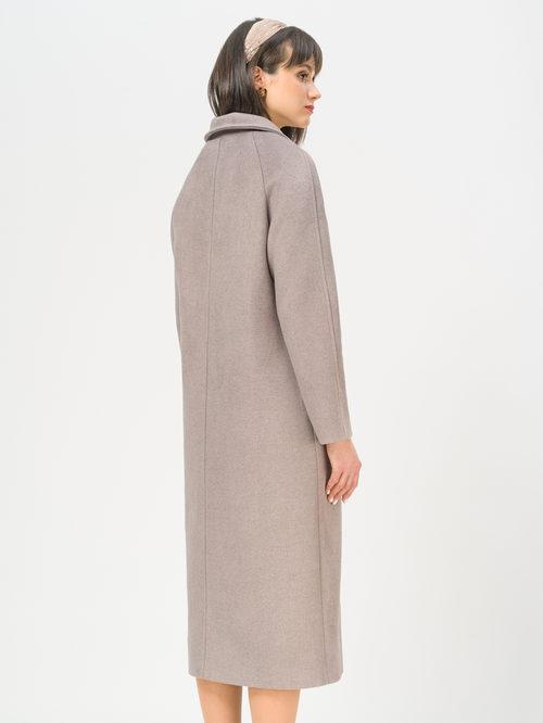 Текстильное пальто артикул 13809970/44 - фото 3
