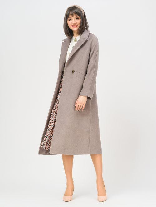 Текстильное пальто артикул 13809970/44