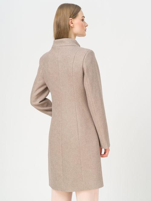 Текстильное пальто артикул 13810098/50 - фото 3