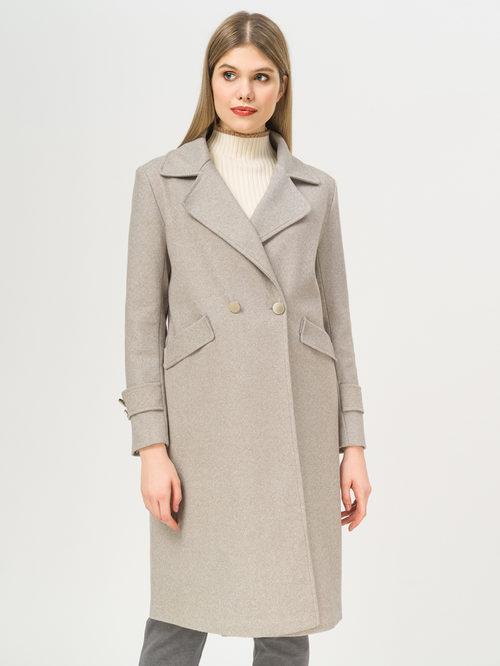 Текстильное пальто артикул 13810113/40 - фото 2