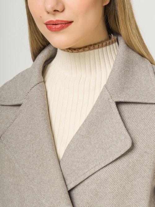 Текстильное пальто артикул 13810113/40 - фото 4