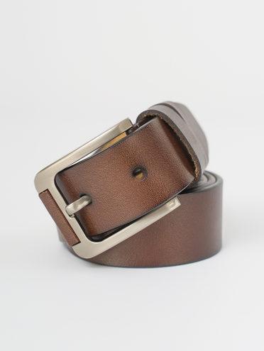 Ремень кожа теленок, цвет светло-коричневый, арт. 13810375  - цена 990 руб.  - магазин TOTOGROUP
