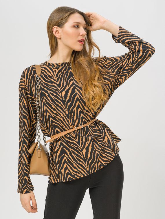 Блуза , цвет светло-коричневый, арт. 13810402  - цена 1260 руб.  - магазин TOTOGROUP