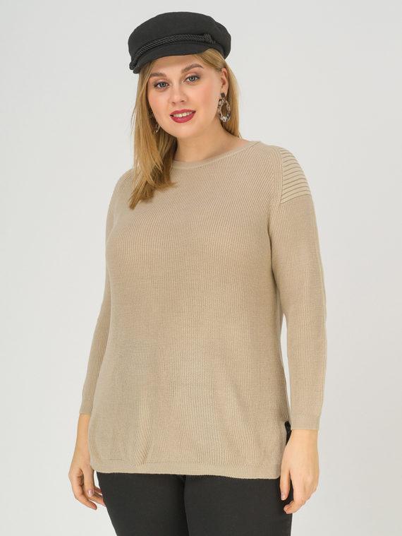 Джемпер , цвет светло-коричневый, арт. 13811179  - цена 990 руб.  - магазин TOTOGROUP