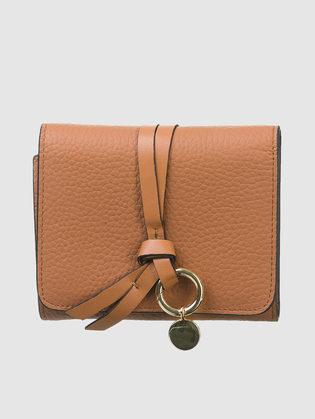 Кошелек кожа флоттер, цвет светло-коричневый, арт. 13903312  - цена 1950 руб.  - магазин TOTOGROUP