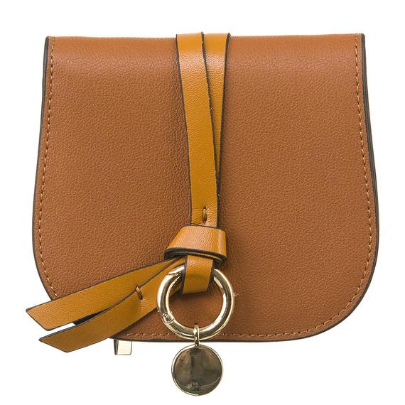 Кошелек кожа флоттер, цвет светло-коричневый, арт. 13903317  - цена 1330 руб.  - магазин TOTOGROUP