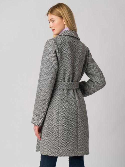 Текстильное пальто артикул 14005828/42 - фото 3