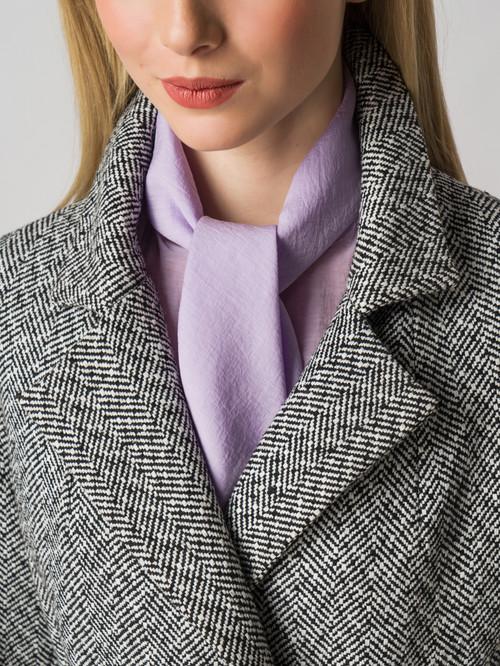 Текстильное пальто артикул 14005828/42 - фото 4