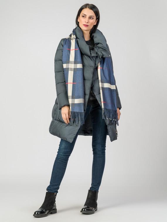 Пуховик текстиль, цвет серый, арт. 14006209  - цена 6630 руб.  - магазин TOTOGROUP