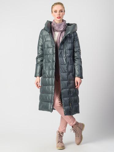 Пуховик текстиль, цвет серый, арт. 14006213  - цена 8490 руб.  - магазин TOTOGROUP