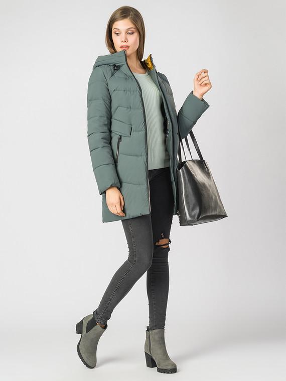 Пуховик текстиль, цвет зеленый, арт. 14006581  - цена 3990 руб.  - магазин TOTOGROUP