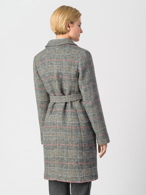 Текстильное пальто артикул 14006602/42 - фото 3