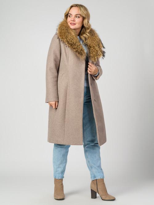 Текстильное пальто артикул 14007104/48 - фото 2