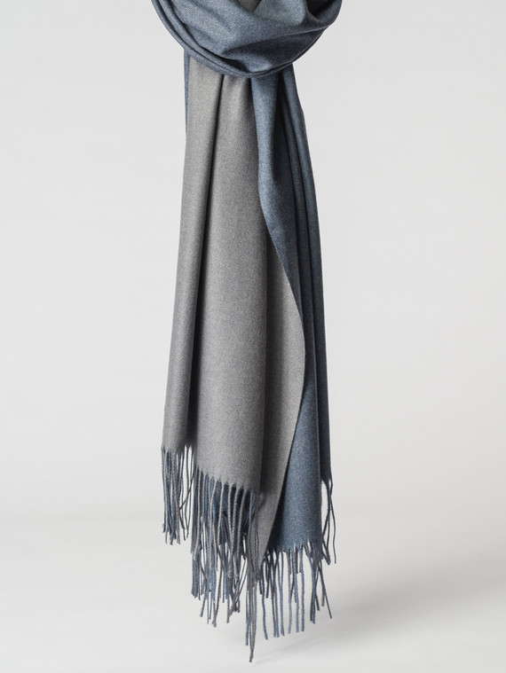 Шарф 100% кашемир, цвет серый, арт. 14007146  - цена 1070 руб.  - магазин TOTOGROUP