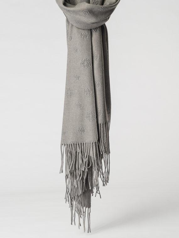 Шарф 100% кашемир, цвет серый, арт. 14007148  - цена 1490 руб.  - магазин TOTOGROUP
