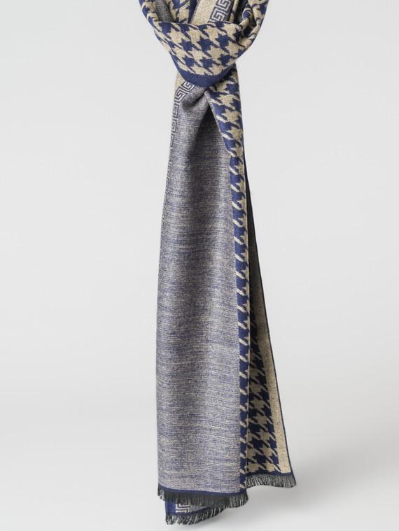 Шарф 100% кашемир, цвет серый, арт. 14007167  - цена 1130 руб.  - магазин TOTOGROUP