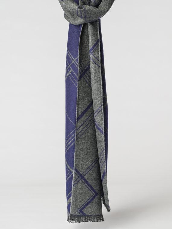 Шарф 100% кашемир, цвет серый, арт. 14007168  - цена 1130 руб.  - магазин TOTOGROUP