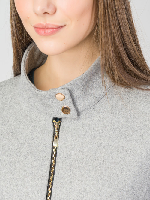 Текстильная куртка артикул 14108106/40 - фото 4
